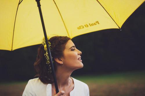 Le parapluie, accessoire à envisager