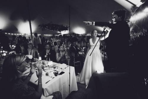 Le marié est rock
